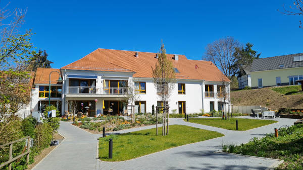 Elisabeth-Hospiz, Bauplanung Höpner