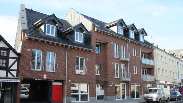 Neubau Mehrfamilienhaus, Bauplanung Höpner